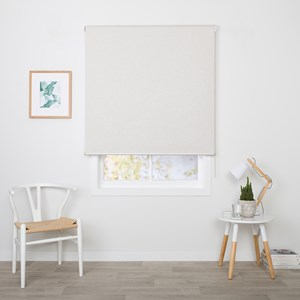 Freeport Chalk - Readymade Blockout Roller Blind