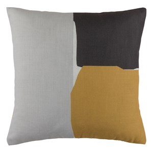 Croft Mustard - Cushion