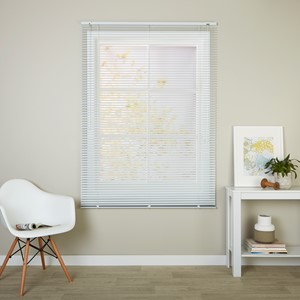 Brooklyn White - Readymade Aluminium Venetian Blind
