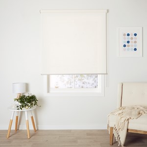 Madison White - Readymade Sunscreen Roller Blind