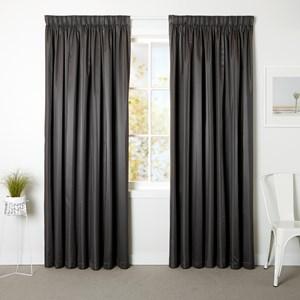 Tasman Flint - Readymade Thermal Pencil Pleat Curtain