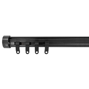 Track Rod - 28mm Granite - Fixed Length Track Rod