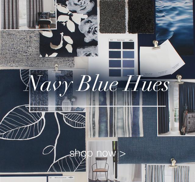 Navy Blue Hues