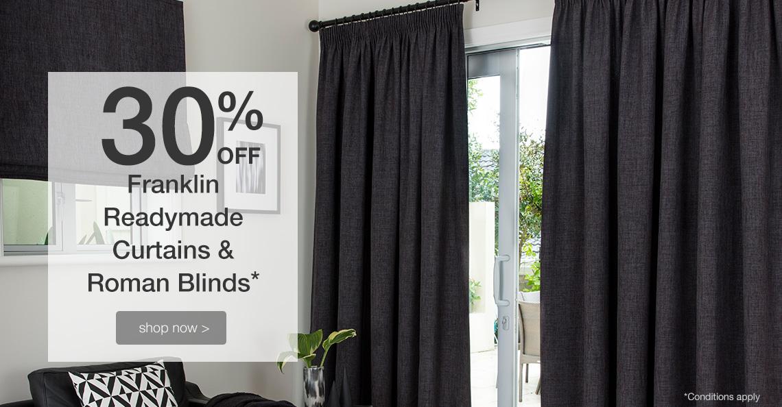 Oslo Readymade Curtains
